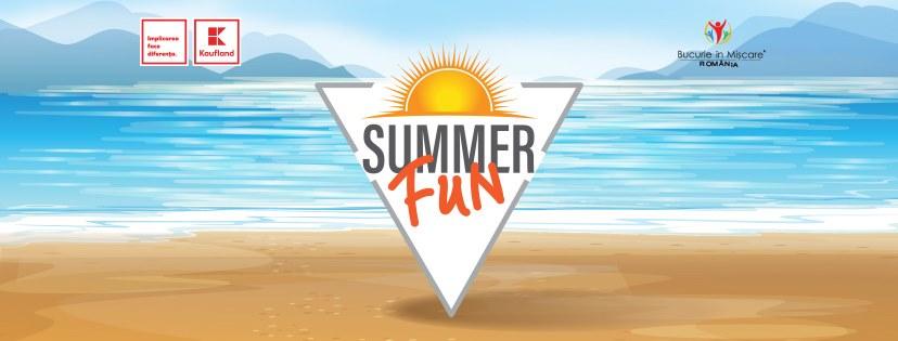 Bucurie în Mișcare – Summer Fun 2020