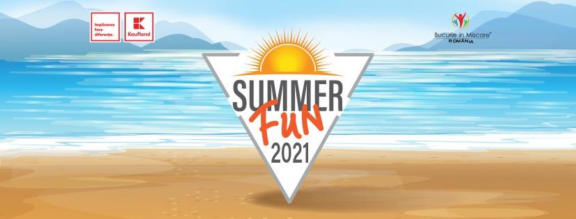 Bucurie în Mișcare – Summer Fun 2021